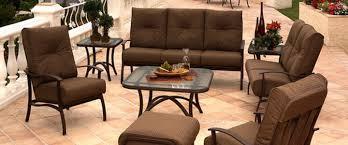 Alumont Patio Furniture by Mallin Patio Furniture
