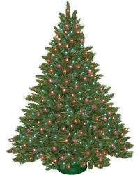 amazing deal on 7 5 pre lit artificial tree
