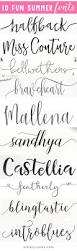 10 fun summer fonts braveheart design projects and fonts