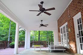 outdoor patio ceiling fans outside ceiling fans brilliant installing outdoor young house love