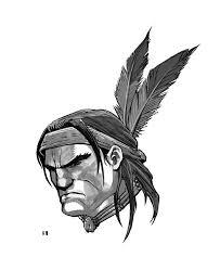 indian logo sketch by psypher101 on deviantart