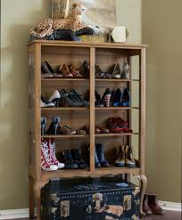 Large Shoe Cabinet With Doors by The Best Diy Shoe Storage Ideas