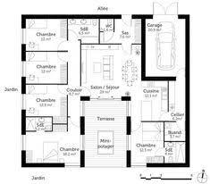 plan de maison 4 chambres résultats de recherche d images pour plan de maison 4 chambres à