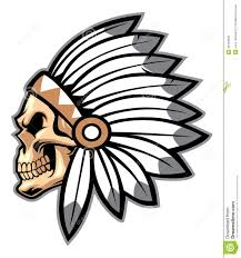 indian chief skull meaning tattoos worship