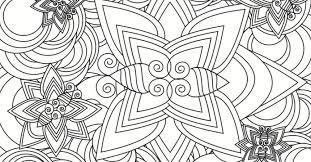 hard printable coloring pages adults gekimoe u2022 68103