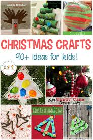 90 of the most creative christmas crafts for kids