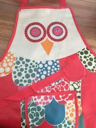 children u0027s aprons kitchen help play chef craft apron u2013 della u0027s