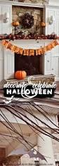 decorate u0026 celebrate simple halloween decor holidays halloween