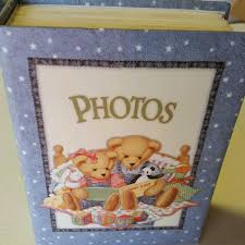 3x5 Photo Album Best Baby Photo Album 50 Pages Holds 100 3x5 Or 4x6 Photos For