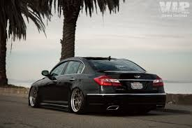 hyundai genesis stance the genesis of vipdout builds vipstylecars