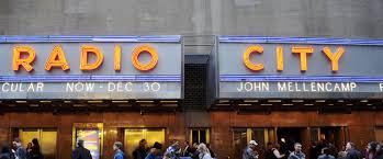 secrets radio city music hall am york