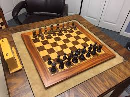 german 1940s glass eyed knight set chess forums chess com