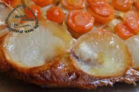 comment cuisiner des navets nouveaux tarte tatin aux navets carottes fenouil et oignons de la