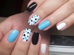 polka dot nail art patterns dotting nail tool
