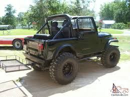 mail jeep lifted jeep cj7 hardtop v 8 38 5 tires lifted excellent shape