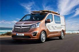 vauxhall opel vauxhall vivaro surf concept turns on the style auto express