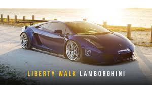 lamborghini gallardo tt liberty walk tt lamborghini gallardo speed and motion