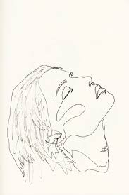 image result for screen print woman line drawing screen printing