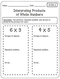 common core math worksheets 3rd grade common core worksheets 3rd