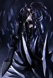 black rock shooter insane black rock shooter zerochan anime image board