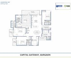 tashee capital gateway floor plan