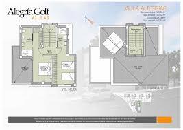 modern style alegria villas golf in villamartin quality spanish