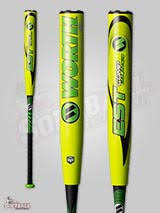 worth slowpitch softball bats bats for slowpitch softball from worth sports s ultimate
