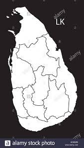 Sri Lanka On World Map by Sri Lanka Map Stock Photos U0026 Sri Lanka Map Stock Images Alamy