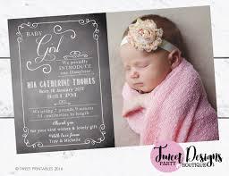 birth announcements baby girl birth announcements