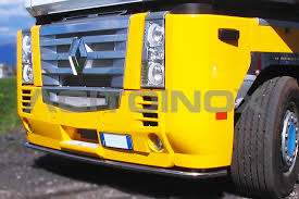 renault truck magnum bumper bar 40 renault magnum acitoinox truck parts stainless