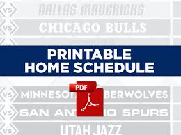 printable bulls schedule buy tickets from other fans oklahoma city thunder