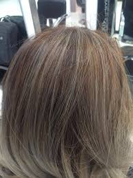 foil highlights for brown hair balayage hair color at dot zero salon chet learns new today