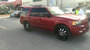 ford expedition red dubsandtires com 22