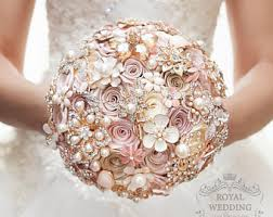 bridal bouquet wedding bouquets etsy
