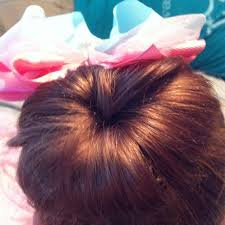 styling two year hair my two year olds hair for today sprout bun my style
