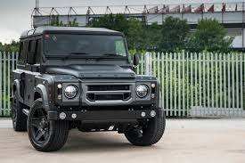 defender land rover 2016 kahn design reveals 55k defender u0027the end u0027 edition auto express