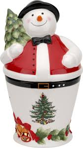 lenox peanuts snoopy u0027s christmas tree cookie jar woodstock charlie