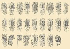 type ornaments free vector 8553 free downloads