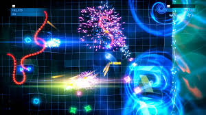 geometry wars 3 dimensions evolved on ps4 official playstation