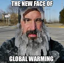 The New Meme - the new face of global warming meme best funny photos