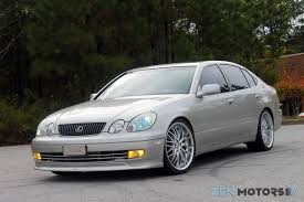 custom lexus es300 2002 lexus gs 300 information and photos zombiedrive