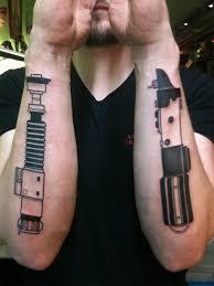 small arm tattoos