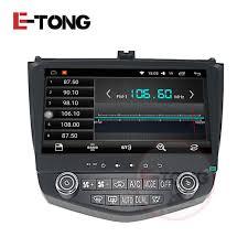 2003 honda accord radio for sale aliexpress com buy 10 1 android 5 1 car stereo for honda accord