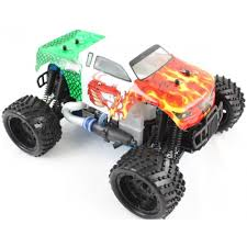 best nitro rc monster truck himoto 1 16 rc nitro monster truck red dragon