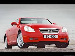 lexus sc430 production years lexus sc430 convertible buying guide