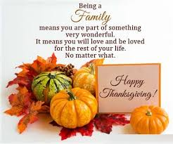thanksgiving sayings 2017