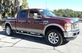 ford f250 trucks for sale used 2010 ford f 250 4wd crew cab 156 lariat truck for sale in