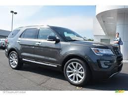 Ford Explorer Limited - 2016 magnetic metallic ford explorer limited 112582912 gtcarlot