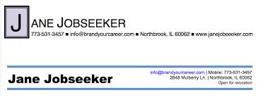 Resume Names Examples Resume Header Examples Berathen Com
