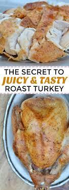 brine roast turkey recipe roasted turkey turkey recipes and
